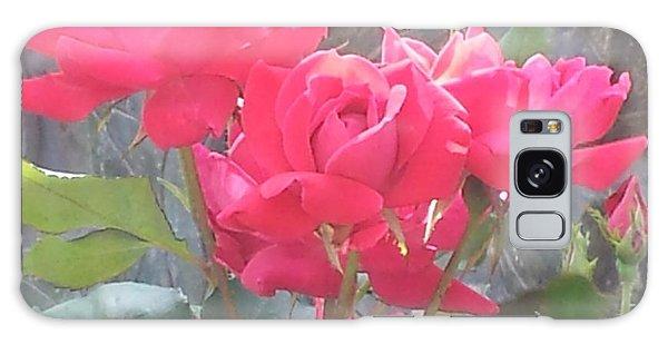 Austin Roses Galaxy Case