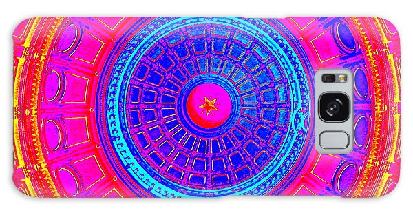 Austin Capitol Dome - 1 Galaxy Case