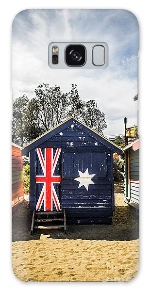 Victoria Galaxy Case - Australia Bathing Boxes by Jorgo Photography - Wall Art Gallery