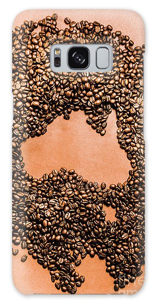 Made Galaxy Case - Australia Cafe Artwork by Jorgo Photography - Wall Art Gallery