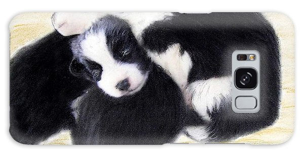 Australian Cattle Dog Puppies Galaxy Case