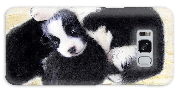 Australian Cattle Dog Puppies Galaxy Case