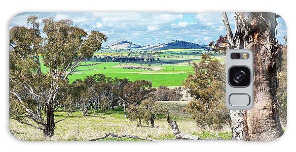 Australian Countryside Galaxy Case