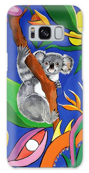 Australian Koala Galaxy Case