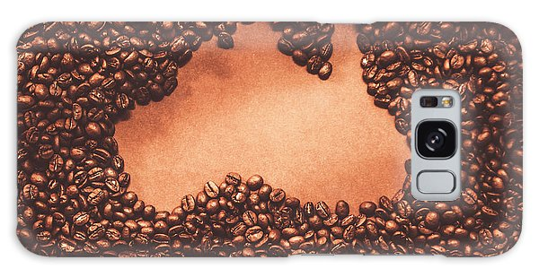 Cafe Galaxy Case - Australian Made Coffee by Jorgo Photography - Wall Art Gallery
