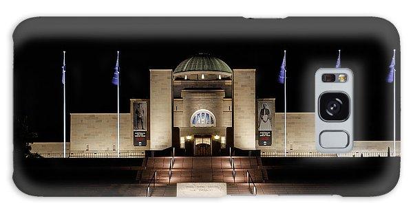 Australian War Memorial Galaxy Case