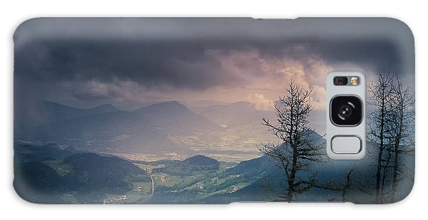 Austrian Alps Galaxy Case
