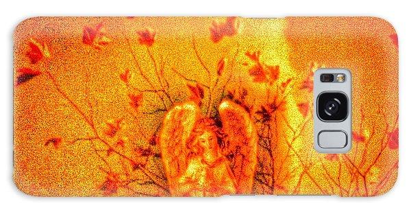 Autumn Angel Galaxy Case