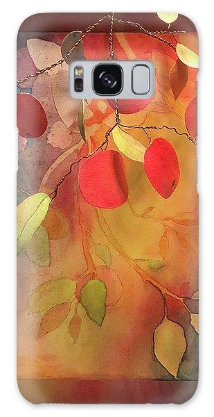 Autumn Apples 3d Galaxy Case