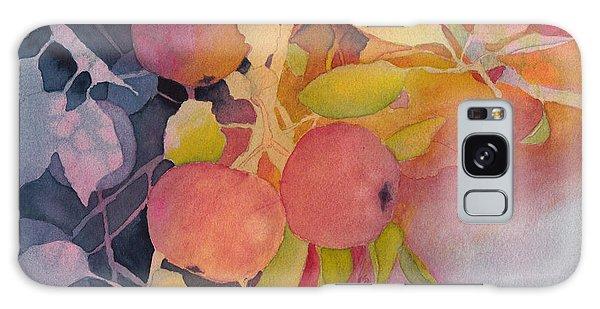 Autumn Apples Galaxy Case
