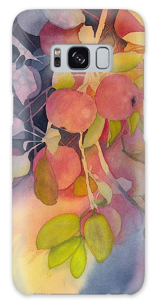 Autumn Apples Full Painting Galaxy Case