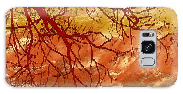 Autumn Art Galaxy Case by Milena Ilieva