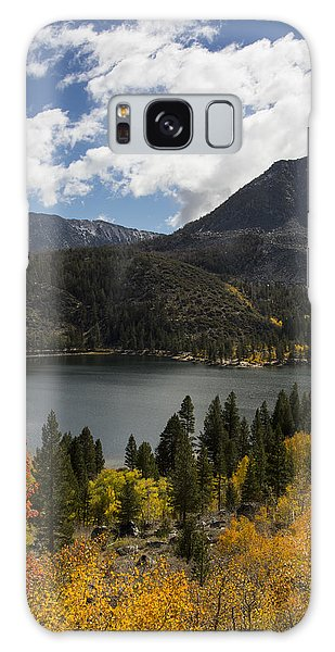 Autumn At Rock Creek Lake 2 Galaxy Case