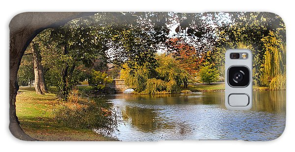 Framing Galaxy Case - Autumn At Woodlawn by Jessica Jenney