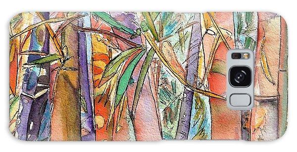 Autumn Bamboo Galaxy Case