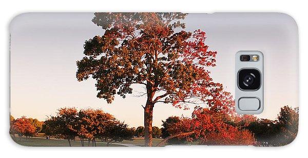 Autumn Beauty Galaxy Case by Milena Ilieva