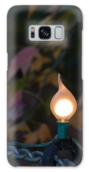 Autumn Bulb Galaxy Case