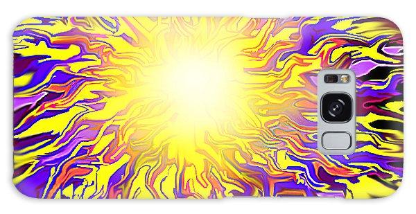 Autumn Burst 1 2016 Galaxy Case by Yvonne Blasy