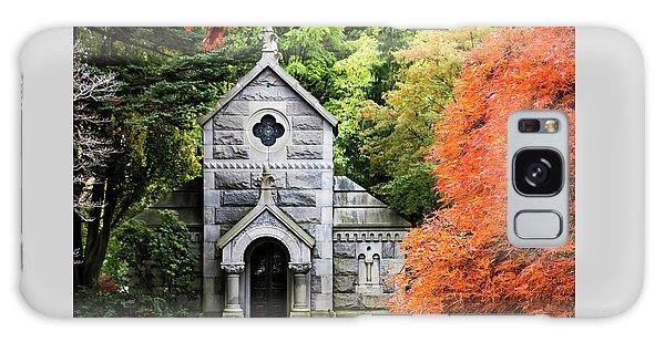 Autumn Chapel Galaxy Case