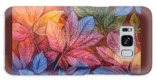 Autumn Color Galaxy Case by Nancy Jolley