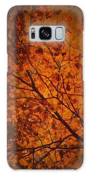 Autumn Colours Galaxy Case