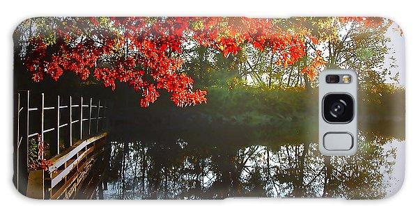 Autumn Creek Magic Galaxy Case