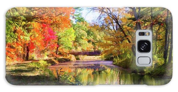 Autumn Delight Galaxy Case