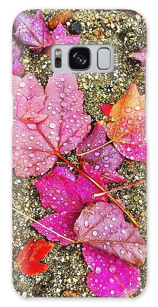 Autumn Dew Galaxy Case