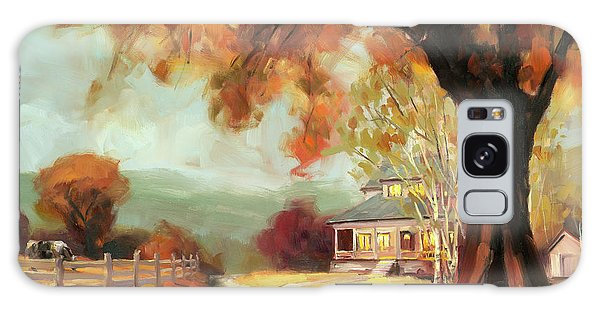 Country Living Galaxy Case - Autumn Dreams by Steve Henderson