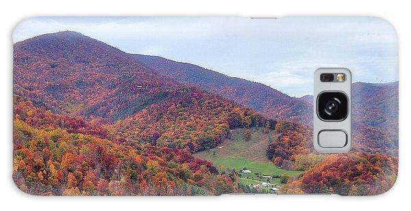 Autumn Farm Galaxy Case