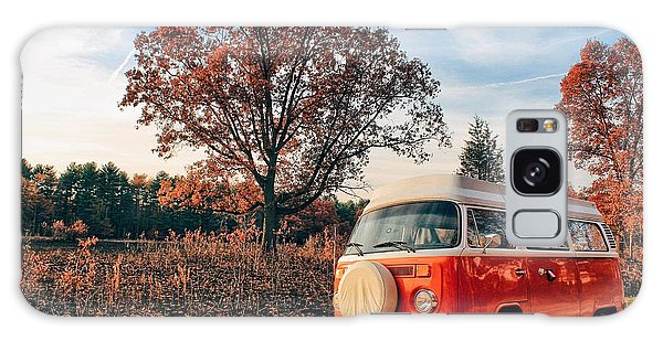 Microbus Galaxy Case - Autumn Flatters Alani by Andrew Weills