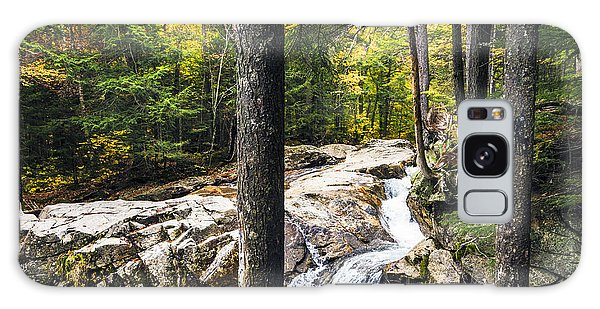 Galaxy Case featuring the photograph Autumn Flows by Anthony Baatz