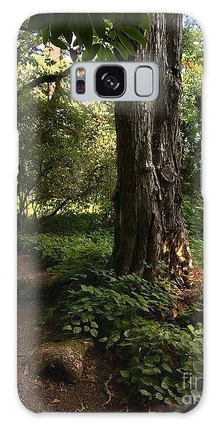 Autumn Forest  Galaxy Case