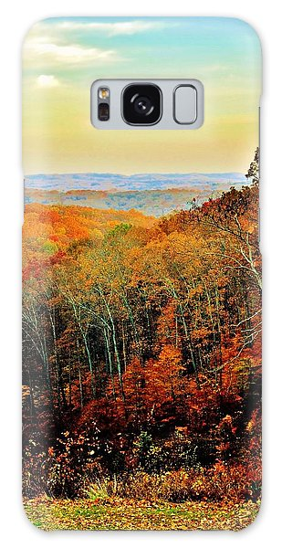 Autumn Glory Galaxy Case
