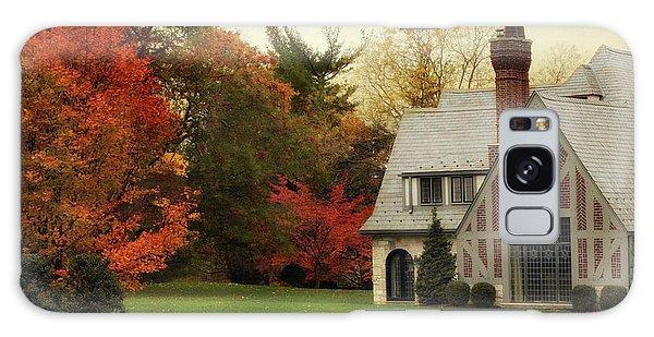 Brick House Galaxy Case - Autumn Grandeur by Jessica Jenney