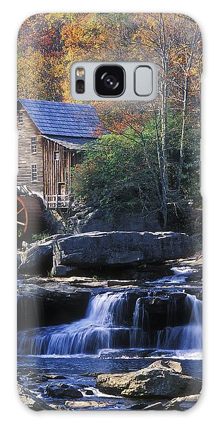Autumn Grist Mill - Fs000141 Galaxy Case