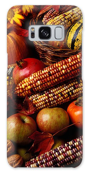 Autumn Harvest  Galaxy Case