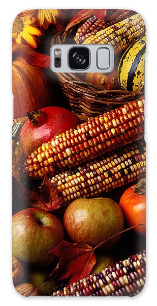 Autumn Harvest  Galaxy Case