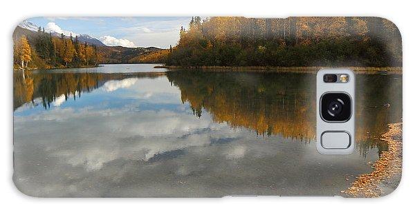 Autumn In Alaska Galaxy Case
