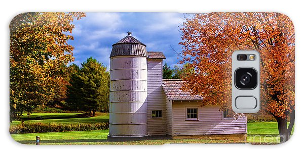Autumn In Arlington Vermont Galaxy Case