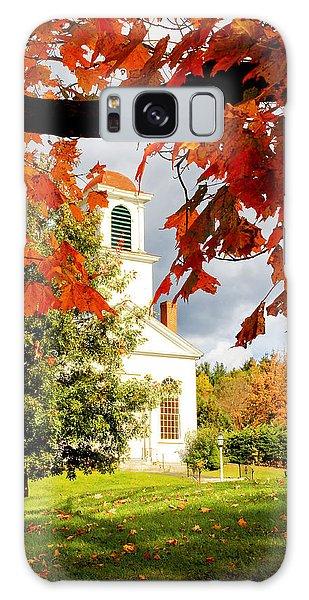 Autumn In Gilmanton Galaxy Case by Robert Clifford