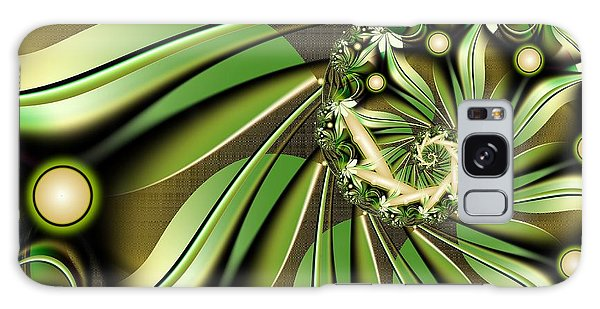 Autumn In Hawaii Galaxy Case by Michelle H
