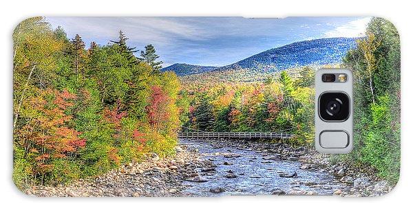 Autumn In New Hampshire Galaxy Case