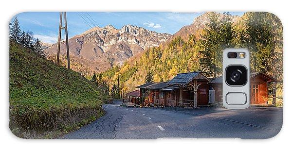 Autumn In Slovenia Galaxy Case