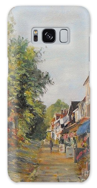 Autumn In Tenterden Kent Galaxy Case