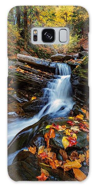 Autumn In The Catskills Galaxy Case