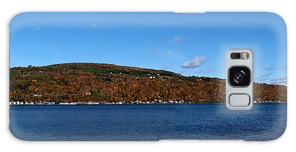 Autumn In The Finger Lakes Galaxy Case