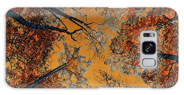 Autumn In The Forest Galaxy Case