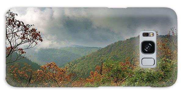 Autumn In The Ilsetal, Harz Galaxy Case