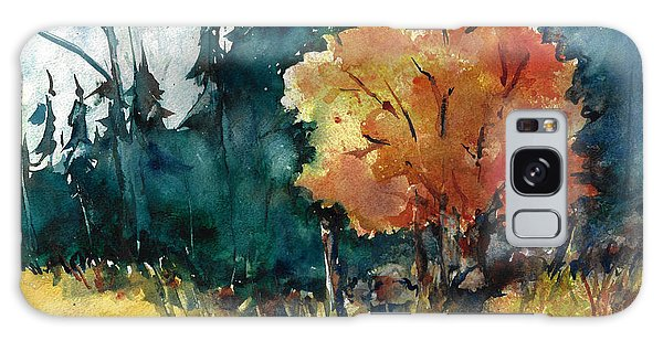 Autumn In The Ozarks Galaxy Case